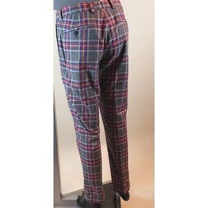 Brooks Brothers Plaid Pants 33/32